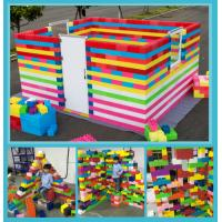China Popular design pp large giant building blocks for kids pictures on sale