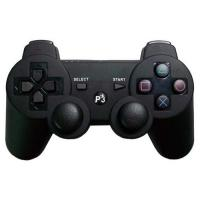 Quality PS3 dualshock sixaxis wireless controllers without logo for sale