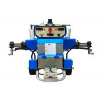 Quality Eco Friendly Polyurea Spray Machine Dual Component Independent Heating System for sale