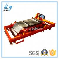 Quality Dry Magnetic Separate for Iron Separation with Conveyor Belts for sale