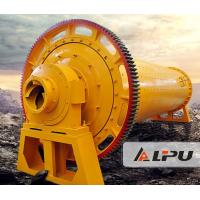 Quality 380kw Aluminum Oxide Powder Mining Ball Mill With ISO Approved for sale