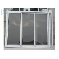 Quality Residential Aluminium Sliding Windows And Doors / Double Glass Sliding Window for sale