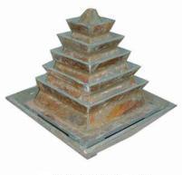 China TSF0140 slate fountain on sale