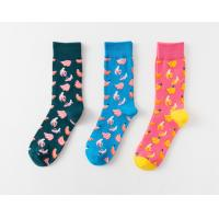 Buy cheap Fruit Style Women's Novelty Socks Snagging Resistance Any Logo Available from wholesalers