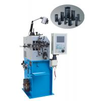 Quality Diameter 0.2 mm - 1.2 mm Automatic Battery Spring Coiling Machine for sale