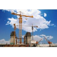Quality Small XCMG XGT160C 6 Ton Q345B Steel Building Site Cranes 60m for sale