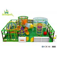 Soft Giant Indoor Playground , Family Fun Indoor Playground For 2 Year Old for sale