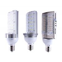 Quality Silver grey 60W High Brightness 50000H lifetime 60 - 100LM / W LED Street Lighting Bulb for sale