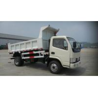 China dongfeng light tipper truck 3 tons -10t ons on sale