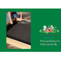 "Buy cheap Black Raised Garden Bed Plastic Liner 3"" Liners Are 10"" High from Wholesalers"