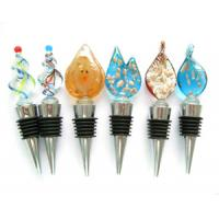 Buy cheap glass wine bottle stopper from Wholesalers