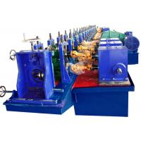 Quality 16 Stations Elevator Guide Rail Roll Forming Equipment Hydraulic Cut Off for sale