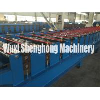 Quality Good Perfomance Wall Panel Roll Forming Machine Single Row Chain for sale