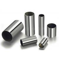 Quality Weld Seamless Stainless Steel Tubing Round Shape With Corrosion Resistance for sale