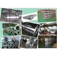 Quality Color Coated Galvanized Steel Plate , Galvanised Roofing Sheets CE ISO for sale