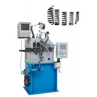 Quality 2 Axis wire diameter 0.4 Mm - 2.0 Mm gas spring coiling machine for sale