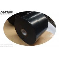 Quality Black Polymeric Tape Wrapping System For Corrosive Protective Steel Pipes According To Standard Awwa for sale