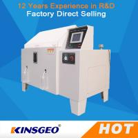 Quality 108L Volume Salt Mist Test Chamber , Salt Spray Testing Services Anti Corrosion for sale
