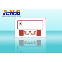 Quality High Frequency Passive Rfid Inlay Combo Chip S50 Alien H3 For Smart Card for sale