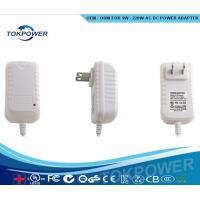 Quality 24W Wall Mount White Power Adapter for sale