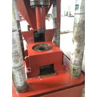 Quality Vertical PLC Control Y83 Series Hydraulic Briquette Press Machine For Metal for sale