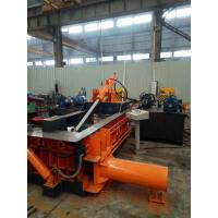 Buy Octagonal Bale 22kw Steel Press Machine Electronic Control Operation at wholesale prices