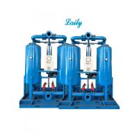 Quality Energy Saving Adsorption Compressed Air Dryer , Heatless Desiccant Air Dryer for sale