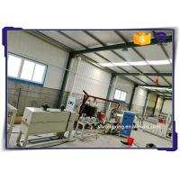 Polyurethane thermal insulation flexible pipe manufacturing equipment,PUR tube extrusion line
