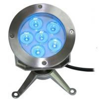 Quality IP68 RGB 9W 12W outdoor decorate LED swimming pool light DC 12V / 24V with Cree chip for sale