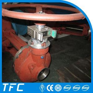 Quality 24 inch 150lb mechanical interlock manual gate valve interlock for sale
