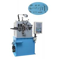 Quality Extension Spring Making Machine 200pcs/Min , Coil Winding Machine Simplified Setup for sale