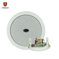 China CTRLPA CA811 Professional  pa system 4.5Inch Full Range In-Ceiling Speaker on sale