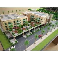 Quality Exhibition Use Mansion 3D Model With Interior Furniture 1 . 4 * 1 . 2M for sale