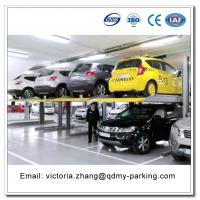 China Double Parking Car Lift Vertical Lifter/ Garage Lifts/ Vertical Lift Storage Parking Lift on sale