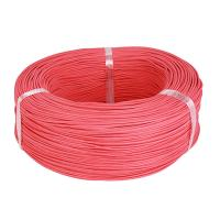 UL10987 High Voltage Cable 1000V MPPE - PE Wire For Electronics Instrument 80C