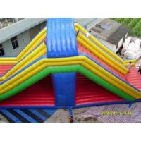 Quality OEM Renting Kids Commercial Outdoor Inflatable Bounce Houses Water Slides for pools for sale