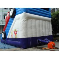 Quality Large Inflatable Toys Jumping Castle Air Blower , Bouncy Castle Fan Blower for sale
