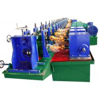 Quality High Speed Automatic Roll Forming Machine For TK3A TK5A Escalator Hollow Elevator Guide Rail for sale