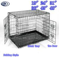 Quality Wire Dog Crates for sale