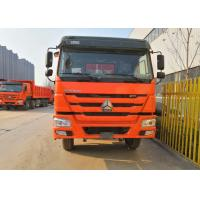Quality SINOTRUK Heavy Duty Truck , 8x4 Tipper Trucks Simple And Easy Operation for sale