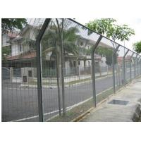 358 Anti Climb Fence 3mm Wire , Anti Climb Anti Cut Fence Excellent Visibility