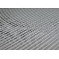 Quality Large Loop 100 Polyester Mesh Fabric Spiral Link 4070  For Food Stuff Processing for sale