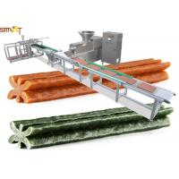 Quality Smart Auto Meat Strip Traying System For Meat Strips / Dog Treats Processing for sale