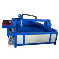 Quality 1500 * 6000MM Table Type CNC Plasma Cutting Machine Cutting Speed 0-8000mm/min for sale