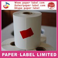 Quality Commercial thermal adhesive printing paper packaging labels for sale