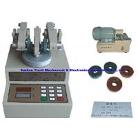 Buy cheap Rotational Abrasion Tester from wholesalers