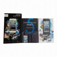 China Life-proof Waterproof TPE Case for iPhone 5 on sale