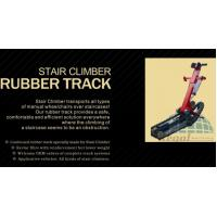 Quality Stair Climber rubber track for sale