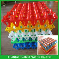 China Plastic egg carrier/holder/container/box/picnin egg tray on sale