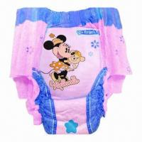 Quality baby diaper manufacture for sale